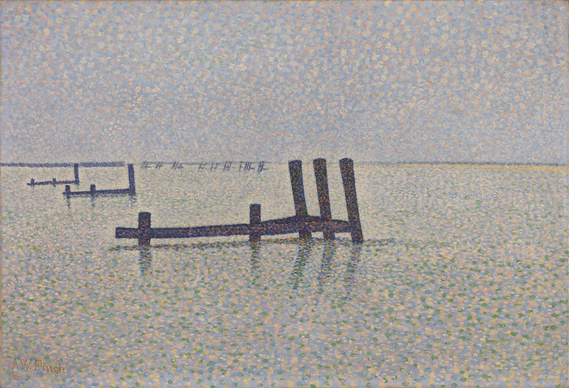 The Channel at Nieuport