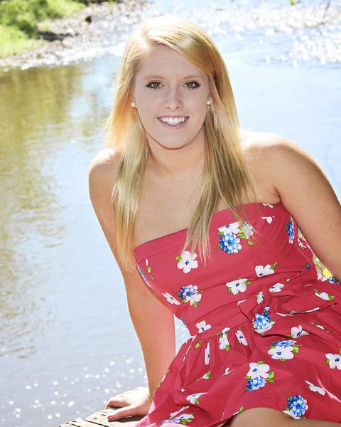 Lauren Otter senior pictures