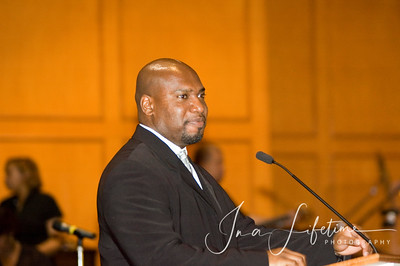 Pastor and Sister Jones' 26th Anniversary