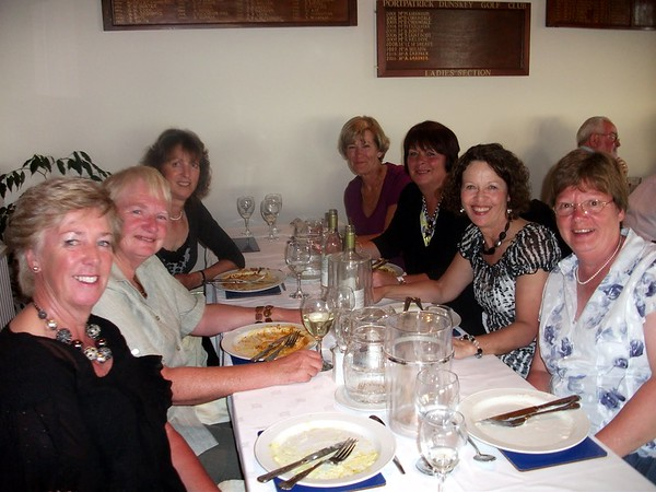 2011 Scottish Senior Supper