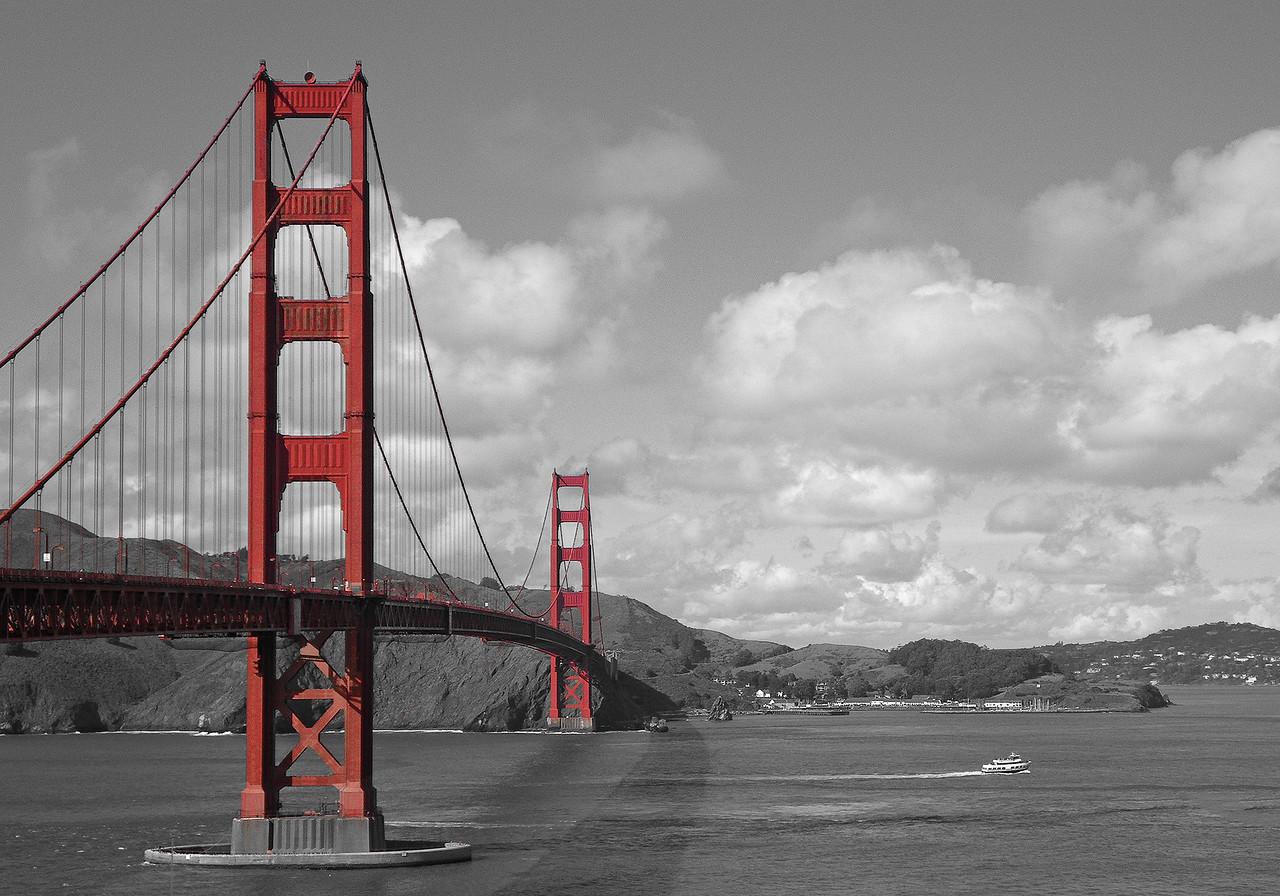 Golden Gate Bridge  #KW-11