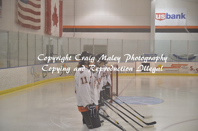 Williston Coyotes Girls Hockey