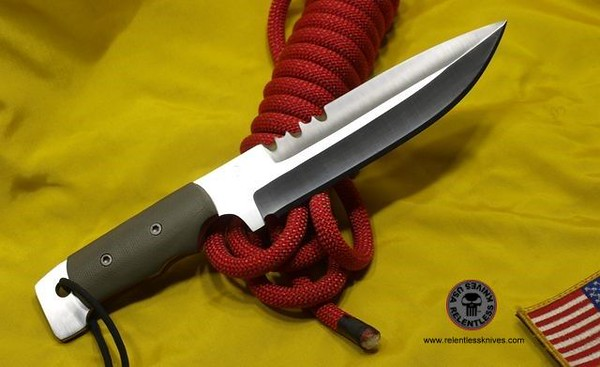 Relentless Knives M1 Commando