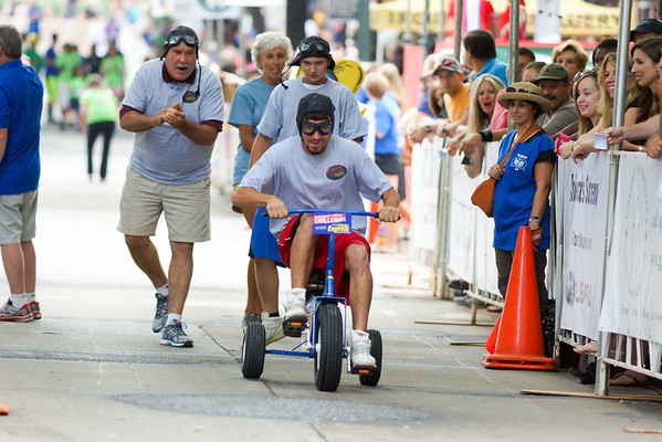 Iron Hill Tricycle Races