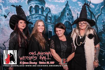 Oklahoma Witches Ball 10-25-19