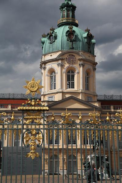 Schloss Charlotenburg; Berlin, Germany