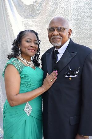 Mr.  & Mrs. Nolan Lang's  25th