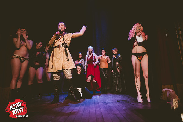 Hotsy Totsy Burlesque Tribute to Game of Thrones