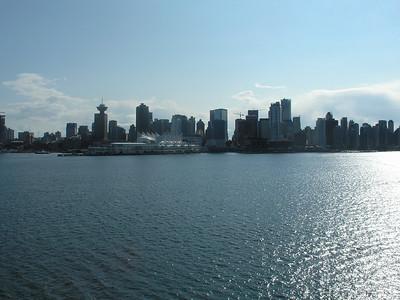2008 - Aug 25-28 Vancouver - Ketchikan - Juneau