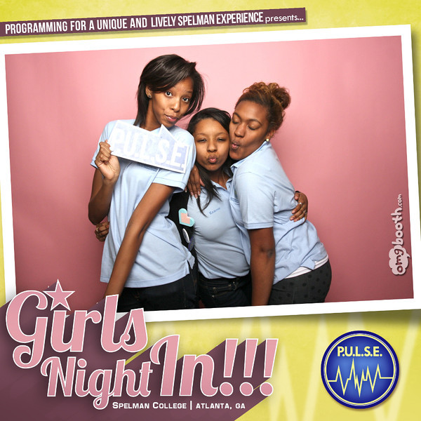 """02.21.2013 Spelman Girls Night In!! Spelman College 