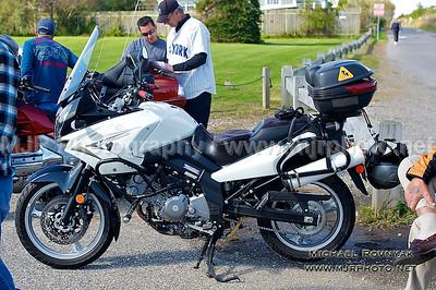 MOTORCYCLES, OAK BEACH NY, 10.02.11