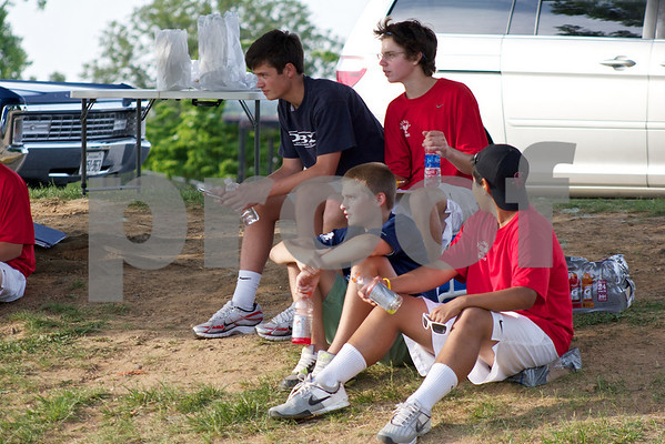 Western, Albemarle lock up in boys tennis 2010
