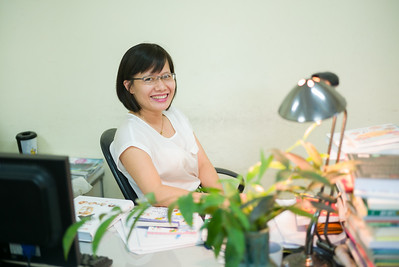 Dự án Humans of Office