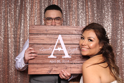 LOURDES & ROBERT'S WEDDING 4-26-18