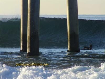 4/29/21 * DAILY SURFING VIDEOS * H.B. PIER