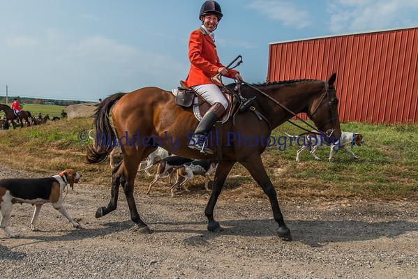 10-10 Joint Hunt @ Swan Brook