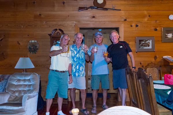 2015_Bass Kickin' Cabin
