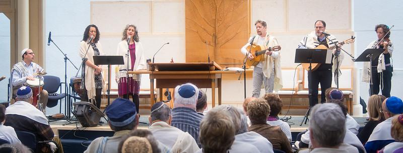 Adat Shalom Allan Schwarz Shabbaton