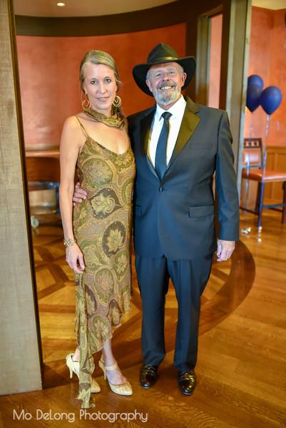 Sonja Danne and Bill Johnson