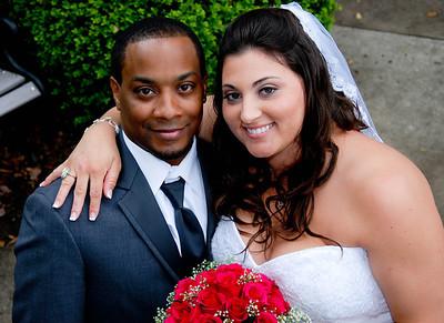 Barile-Whitehead Wedding