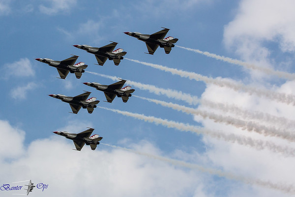 RAF Lakenheath : Monday 10th July 2017