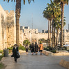 Outside the City Walls, Jerusalem