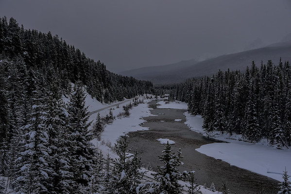 1-18-15 Morant's Curve - Stormy Weather