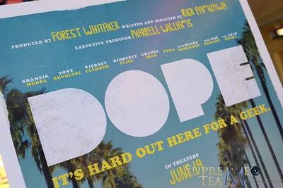 Dope Movie Screening
