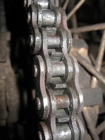2009_06_22 Chain & Sprockets
