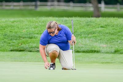 Lady Saints Golf