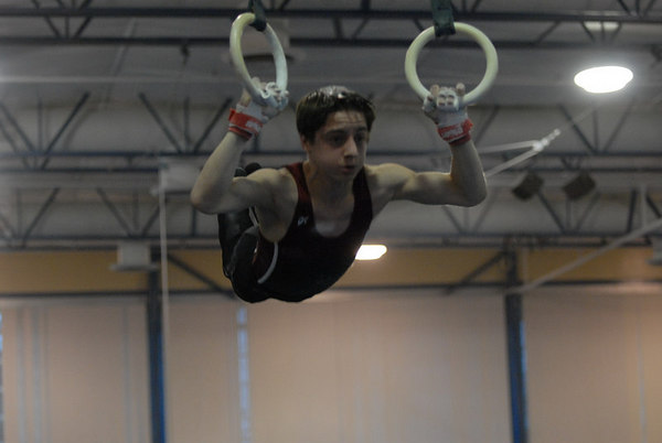 Maryland State Gymnastics Championship - Session 3 (Level 8-10) - Rings