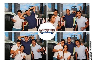 Saint Arnold July 2021