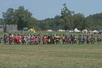 Pennsic XLI - Friday