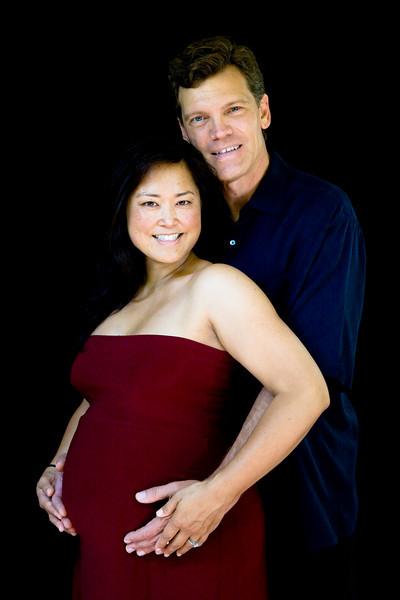 Lisa + Alnis + Baby