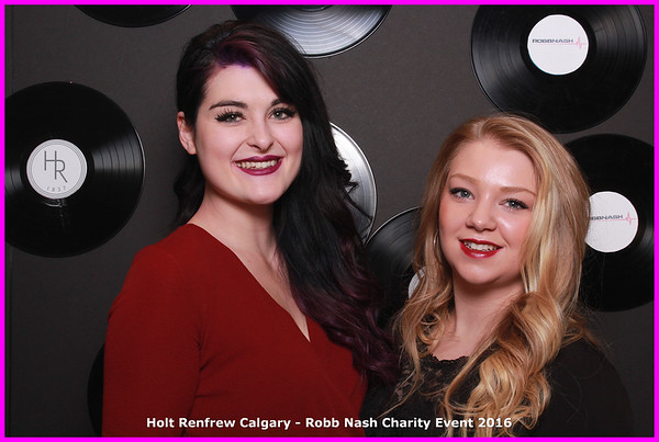 Holt Renfrew Calgary - Robb Nash 2016