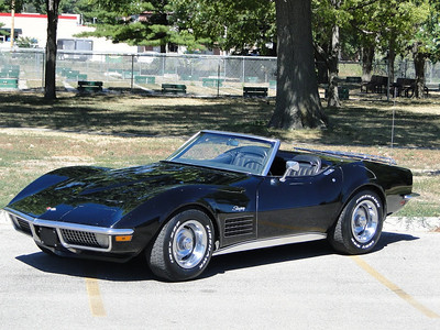 Sold-1970 Corvette Roadster 350/350 4 spd