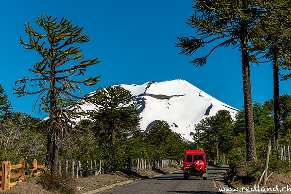 Chile Süden