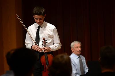 Ethan McIntosh Senior Recital