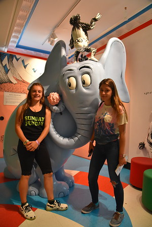 MA, Springfield - The Amazing World of Dr. Seuss