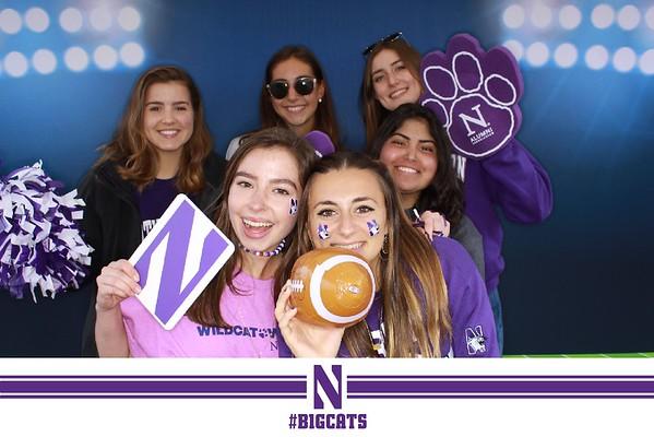 """Northwestern """"Freshmen Welcome to Campus 2018"""""""