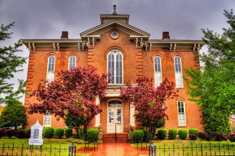 Former Randolph County Courthouse, Pocahontas, AR ca. 1873