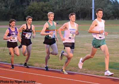 Race 14 - Men's 3000 metres