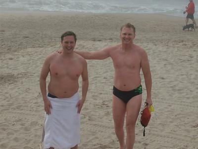 2009 New Year's Polar Bear Swim
