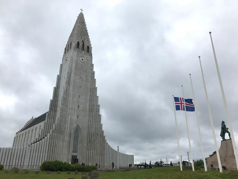 Hallgrimskirkja, Reykjavik - Kim Frawley
