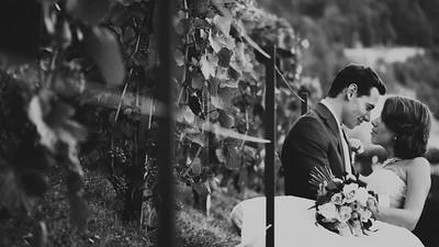 wedding portrait * Villa Richter
