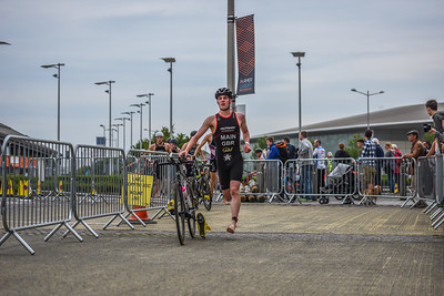 CArdiff Triathlon - Elite Bike T2 Entry