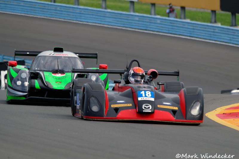 8th 3-Kyle Masson Performance Tech Motorsports