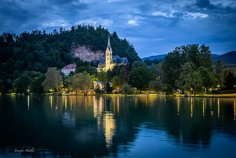 lake bled church at night.jpg