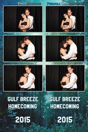 Gulf Breeze Homecoming 9-19-2015