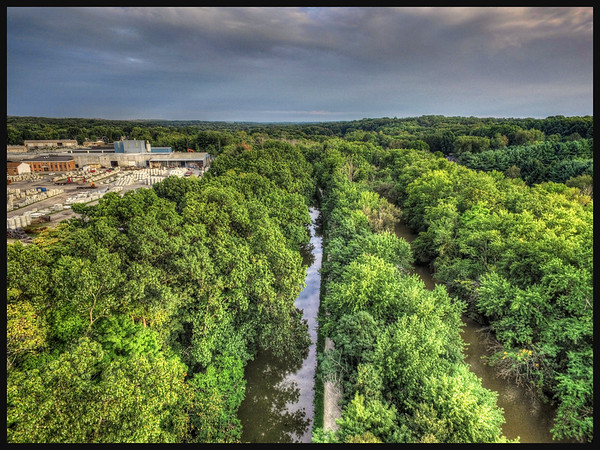 Canal Fulton, Ohio  and the St Helena III